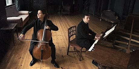 "Global Concert Hall: Bohórquez/Nagy - ""On the Shoulders of Giants"" tickets"