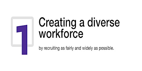 Pledge Pillar 1 Roundtable: Creating a diverse workforce tickets