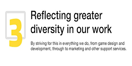 Pledge Pillar 3 Roundtable: Reflecting greater diversity in our work tickets
