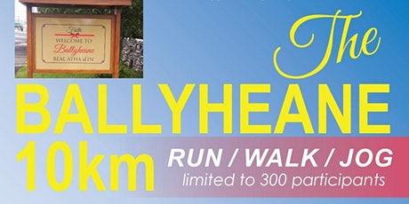 Ballyheane 10K tickets