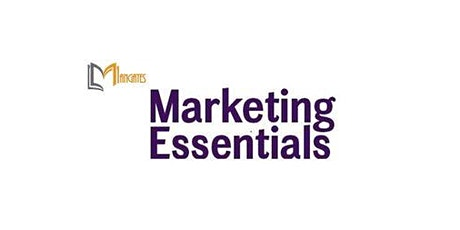 Marketing Essentials 1 Day Virtual Live Training in Canberra entradas