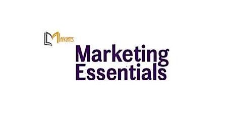 Marketing Essentials 1 Day Virtual Live Training in Hobart tickets