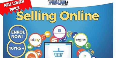 Ks3/4/5 Selling Online Course - Ages 10 to 17 tickets