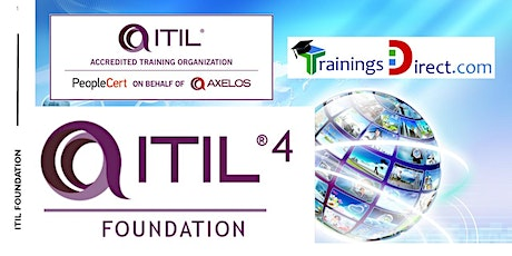 ITIL 4  FOUNDATION - FREE INTRODUCTION SESSION tickets
