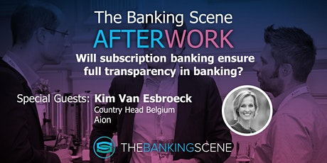 The Banking Scene Afterwork July 16 tickets