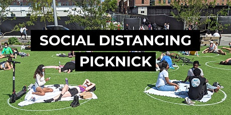 Social Distancing Picknick tickets