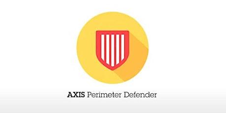 Axis UK & IE Virtual Classroom | Defending the Perimeter tickets