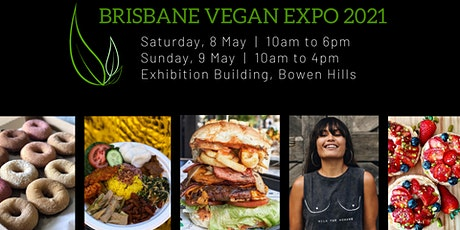 Brisbane Vegan Expo 2021 tickets
