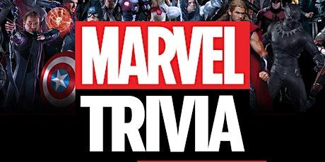 Marvel Cinematic Universe Trivia Live-Stream tickets