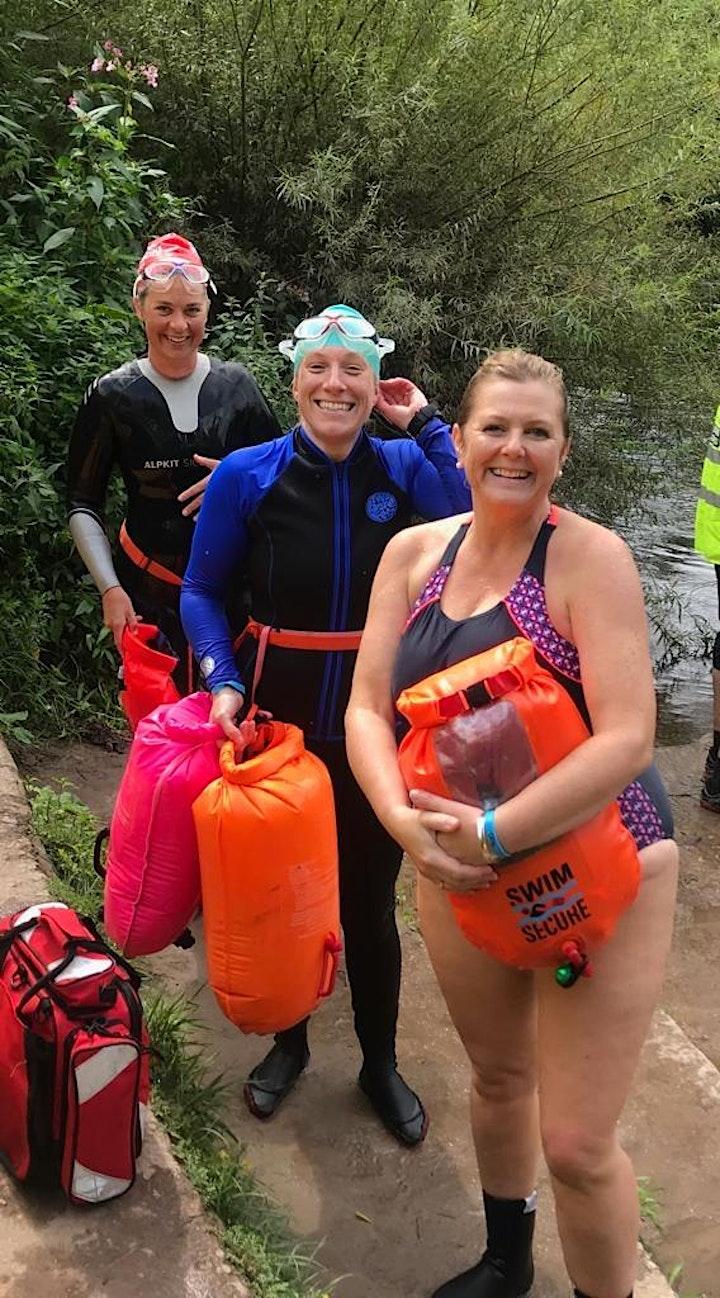 2K Wild Walk & 2K Guided Swim Ross on Wye image