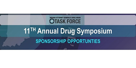 Sponsorship Opportunities for the 11th Annual Drug Abuse Symposium tickets