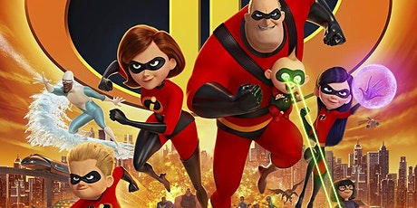 THE INCREDIBLES 2 - DRIVE IN  SCREENING W/LOST FORMAT SOCIETY tickets