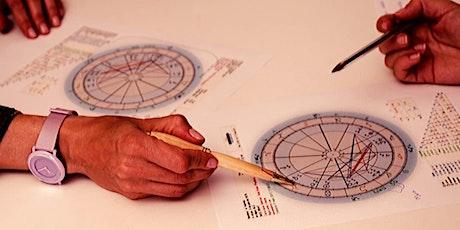 Charla sobre Astrología y Carta Natal entradas