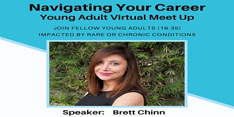 Navigating Your Career - Young Adult Virtual Meet Up tickets