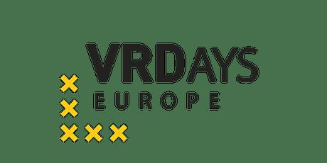 VRDays / 2019 tickets