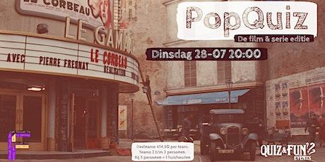 PopQuiz. De Film & Serie editie | Utrecht tickets