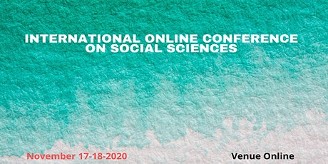 International Online Conference on Social Sciences tickets