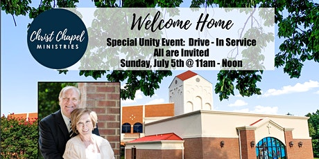 Special Unity Service at Christ Chapel  (Drive-In Service) tickets