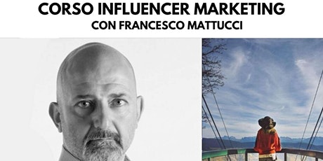 Corso Influencer Marketing per aziende e brand (streaming) biglietti