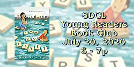 SDCL Young Reader Book Club - July tickets