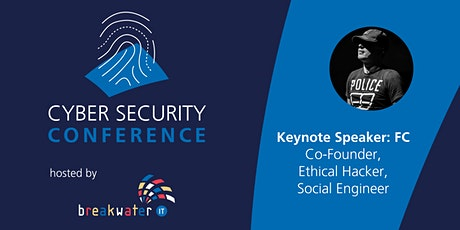 Cyber Security Conference - Online tickets