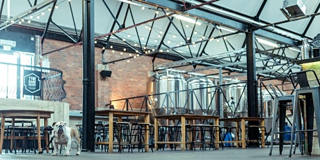Fancy a Pint in our Taproom or Contemporary Beer Garden tickets
