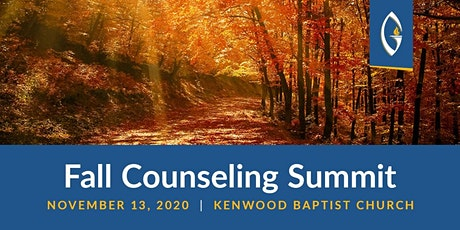 Fall Counseling Summit tickets