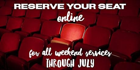 Sunday, July 19 tickets
