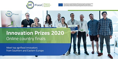 Hungarian final - EIT Food Innovation Prizes competition biglietti