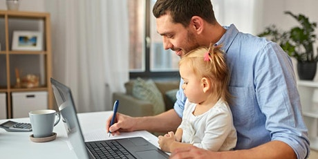 The juggling act – Managing parenting while working from home tickets