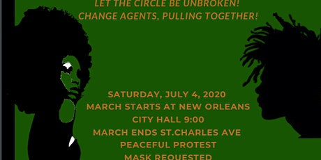 Black Lives Matter Harambee March tickets