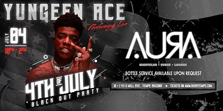 Yungeen Ace @ Aura Nightclub tickets