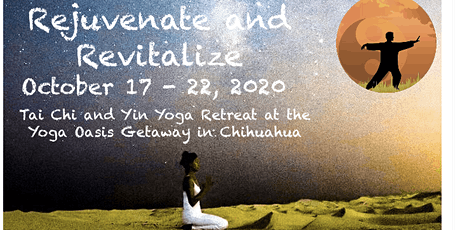 Tai Chi and Yin Yoga Retreat - Rejuvenate & Restore tickets