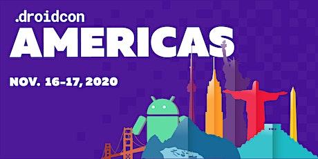 droidcon Americas 2020 tickets