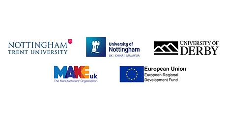 Manufacturing a Resilient Region - East Midlands tickets
