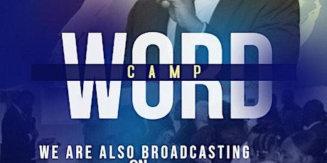 ENCOUNTER FELLOWSHIP  WORD CAMP tickets