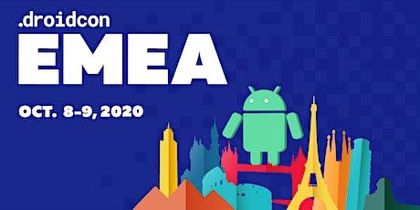 droidcon EMEA 2020 tickets