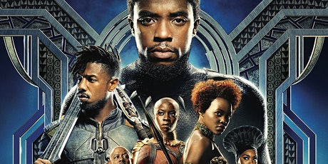 BLACK PANTHER - DRIVE IN  SCREENING W/LOST FORMAT SOCIETY tickets