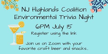 Highlands Environmental Trivia! tickets