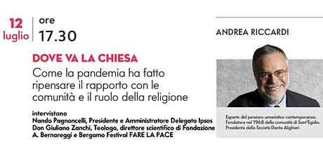 DOVE VA LA CHIESA. tickets