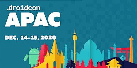 droidcon APAC 2020 tickets
