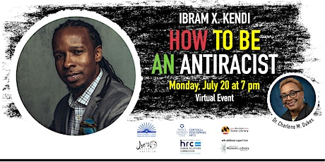 "Ibram X. Kendi on ""How to Be an Antiracist"" tickets"