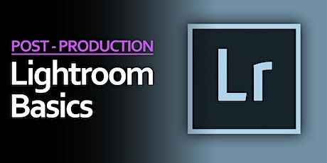 Lightroom Basics tickets