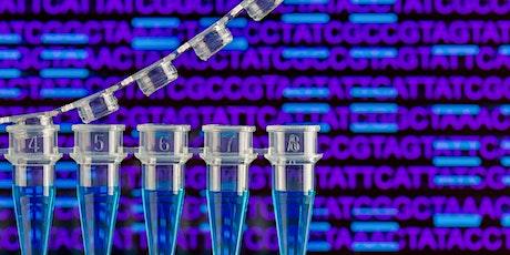 DNA to diagnostic test - online workshop tickets