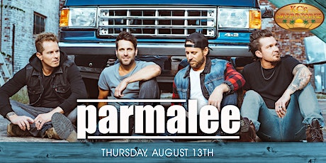 Parmalee LIVE at Marina Pointe tickets