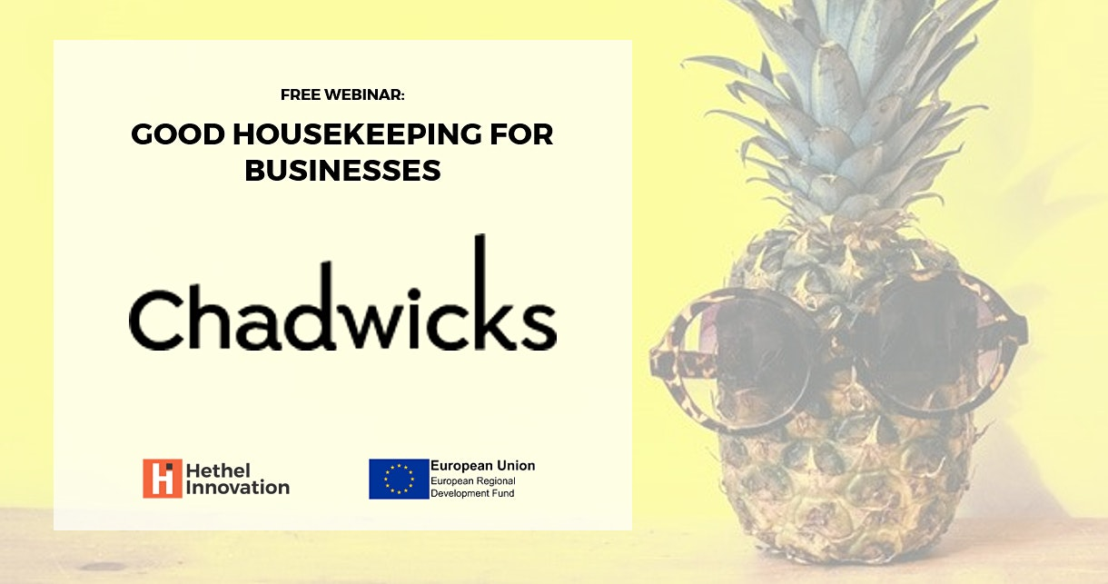 Good Housekeeping for Businesses