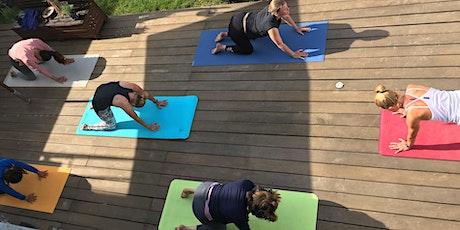 Outdoor Yoga Mittwoch den 22.7. Tickets