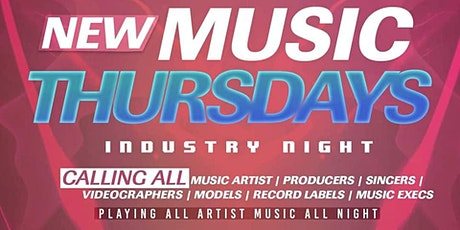 New Music Thursdays @ Ghost Bar ATL tickets