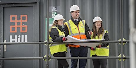 Women into Construction - Facebook LIVE tickets