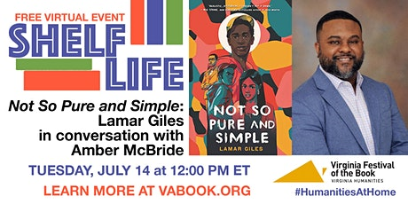 SHELF LIFE: Not So Pure and Simple: Lamar Giles & Amber McBride tickets